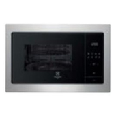 Electrolux Rex MQC325GXE forno a microonde