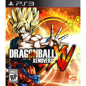 Namco Bandai Games Dragon Ball XenoVerse, PS3