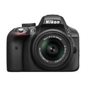 Nikon D3300 + AF-S DX NIKKOR 18-55mm