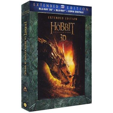 Lo Hobbit - La desolazione di Smaug (extended edition) (Blu-ray 3D)