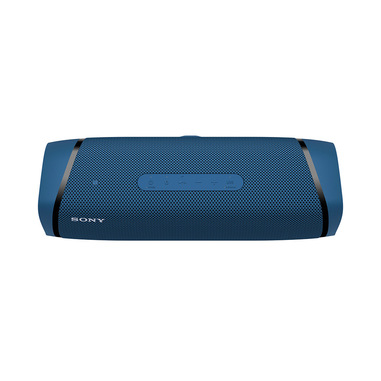 Sony SRS XB43 - Speaker bluetooth waterproof, cassa portatile con autonomia fino a 24 ore e effetti luminosi (Blu)