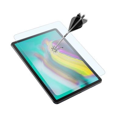 """Cellularline Second Glass - Galaxy Tab A 10.1"""" (2019) Vetro temperato sottile e resistente Trasparente"""