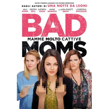 Bad Moms - Mamme molto cattive (DVD)