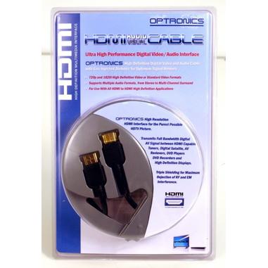 Nilox HDHD2-180 cavo HDMI 2 m HDMI Type A (Standard) Nero