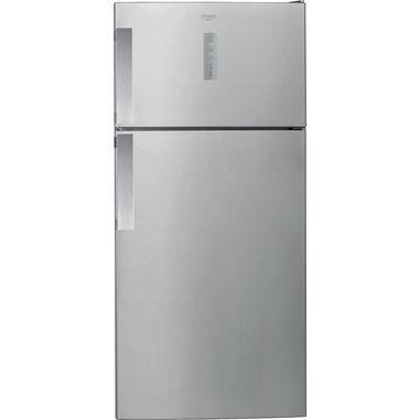 Hotpoint HA84TE 72 XO3 frigorifero con congelatore Libera installazione 574 L Acciaio inossidabile
