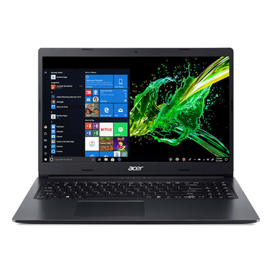 "Acer Aspire 3 A315-55G-7045 Computer portatile Nero 39,6 cm (15.6"") 1920 x 1080 Pixel Intel® Core™ i7 di decima generazione 16 GB DDR4-SDRAM 512 GB SSD NVIDIA GeForce MX230 Wi-Fi 5 (802.11ac) Windows 10 Home"