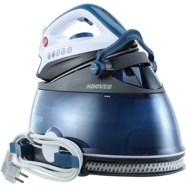 Hoover PRP2400 2400W 2L Ceramica Blu petrolio, Bianco ferro da stiro a caldaia