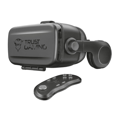 Trust GXT 722 Exora VR Visore collegato allo smartphone Nero 436 g
