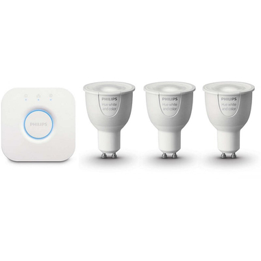 Philips Kit hue Illuminazione wireless personale HUE3SET+ SWITCH