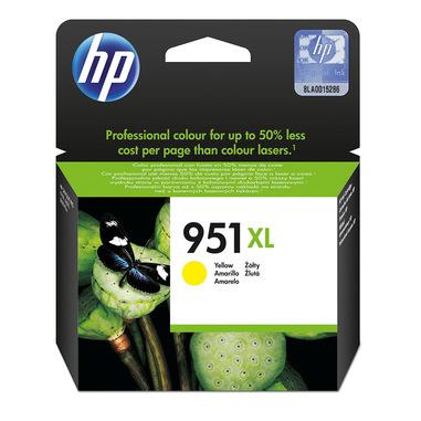 HP Cartuccia originale inchiostro giallo ad alta capacità 951XL