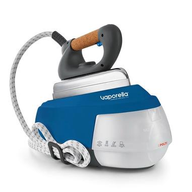 Polti Vaporella Forever 658 Eco_Pro 2150 W 0,7 L Alluminio Blu, Bianco