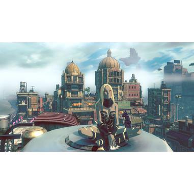 Gravity Rush 2, PlayStation 4 Basic PlayStation 4 Inglese videogioco