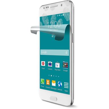 Cellularline Ok Display Anti-Trace - Galaxy S6 Pellicola protettiva per display e retro del telefono anti impronte Trasparente