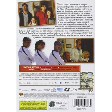 Un boss in salotto (DVD)
