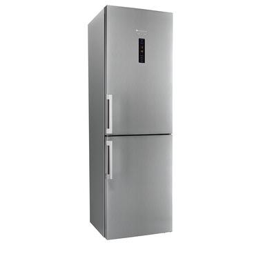 Hotpoint XH8 T3Z XOZH/1 frigorifero con congelatore Libera installazione 338 L D Acciaio inossidabile