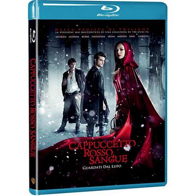 Cappuccetto Rosso Sangue (Blu Ray)