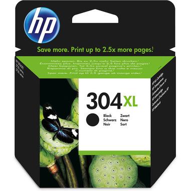 HP Cartuccia inchiostro originale nero 304XL