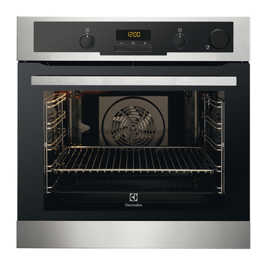 Electrolux EOB 6541 BFS forno Electrico 72 L Stainless steel A