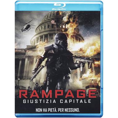 Rampage - Giustizia capitale (Blu-ray)