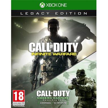Activision Call of Duty: Infinite Warfare & Legacy Edition, Xbox One Base + supplemento ITA