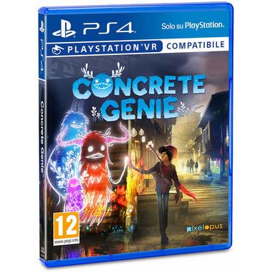 Sony Concrete Genie Basic Inglese, ITA PlayStation 4