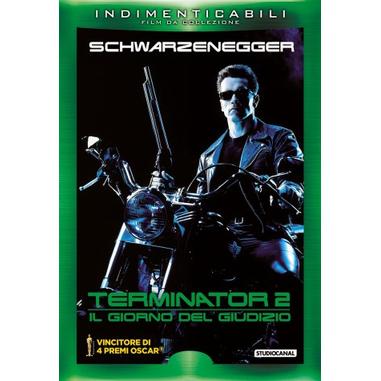 Terminator 2 - Il giorno del giudizio, DVD DVD 2D ITA