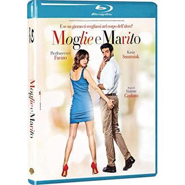 Warner Bros Moglie e Marito Blu-ray 2D ITA