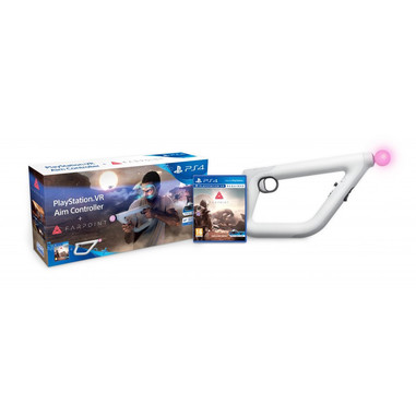 PlayStation VR Aim Controller + Farpoint - PS4
