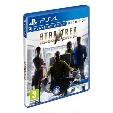 Ubisoft Star Trek: Bridge Crew, PlayStation VR