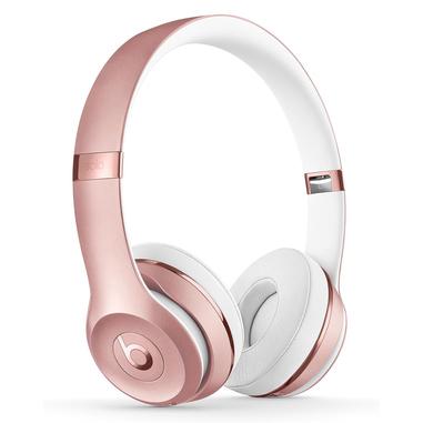 Beats by Dr. Dre Beats Solo3 Wireless Padiglione auricolare Stereofonico Cablato Oro auricolare per telefono cellulare