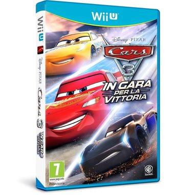 Cars 3: In gara per la vittoria - Wii U