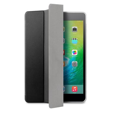 """PURO Zeta Slim 10.5"""" Custodia a libro Nero, Trasparente per iPad Pro"""