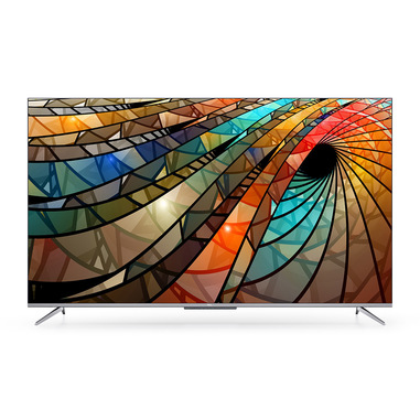 TCL 50P715 50 pollici, TV 4K Ultra HD, Smart TV con sistema Android