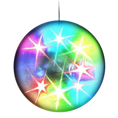 Karma Italiana GS 20 palla da discoteca 20 cm Multicolore