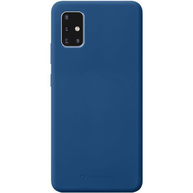 "Cellularline SENSATIONGALA51B custodia per cellulare 16,5 cm (6.5"") Cover Blu"