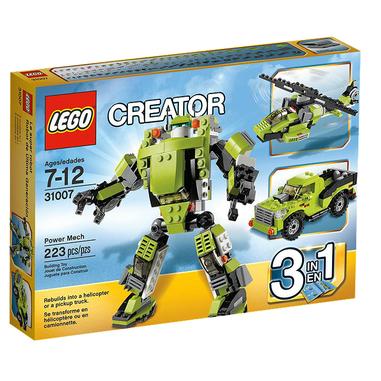 LEGO Creator Robot meccanico