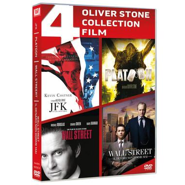 Oliver Stone: 4 film - DVD