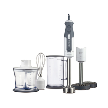 Kenwood HDP404WH Triblade Frullatore ad immersione Bianco 0.75L 800W