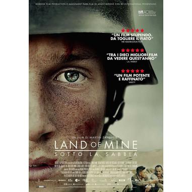 Land of mine - Sotto la sabbia (Blu-ray)