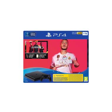 Sony PS4 1TB + FIFA 20 Nero 1000 GB Wi-Fi