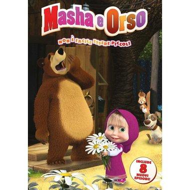 Masha e Orso: non è facile essere piccoli - stagione 02 volume 3 (DVD)