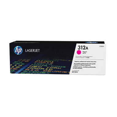 HP 312A Originale Magenta 1 pezzo(i)