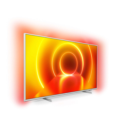 "Philips 65PUS7855/12 TV 165,1 cm (65"") 4K Ultra HD Smart TV Wi-Fi Argento"