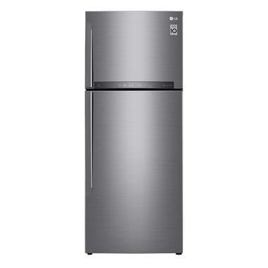LG GTB574PZHZD Libera installazione 438L A++ Acciaio, frigorifero ...
