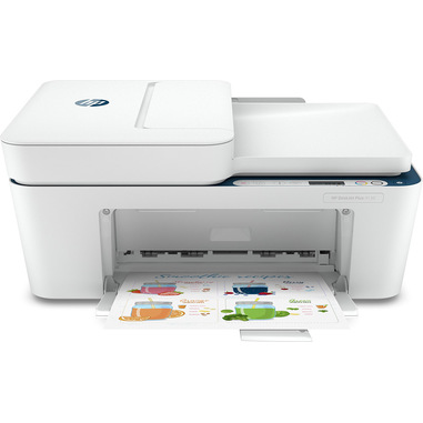 HP DeskJet Plus 4130 Getto termico d'inchiostro 4800 x 1200 DPI 8,5 ppm A4 Wi-Fi