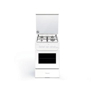 Bompani BI510EC/N cucina Piano cottura Gas Bianco A