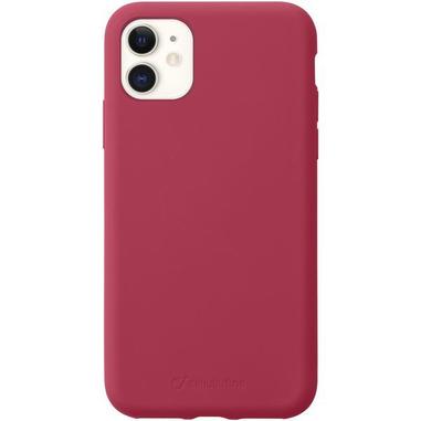 "cellularline SENSATIONIPHXR2R custodia per iPhone 11 15,5 cm (6.1"") Cover Rosso"