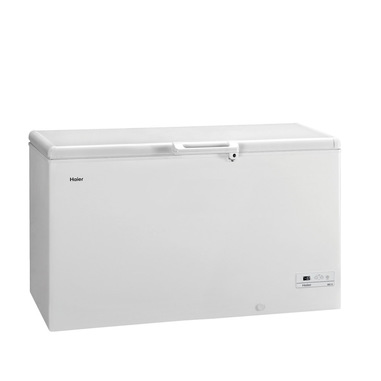 Haier HCE429R congelatore Libera installazione A pozzo Bianco 429 L A+