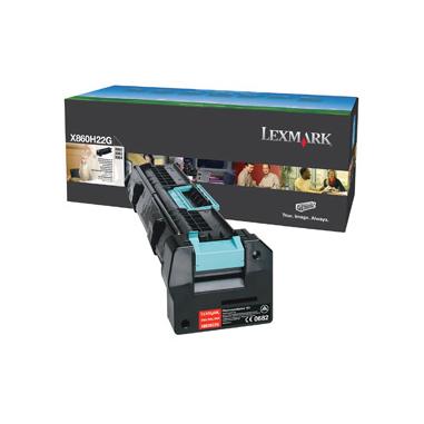 Lexmark X860H22G fotoconduttore e unità tamburo Nero 70000 pagine