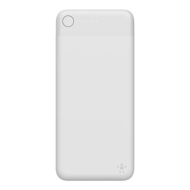 Belkin F7U064BTWHT batteria portatile Bianco 5000 mAh